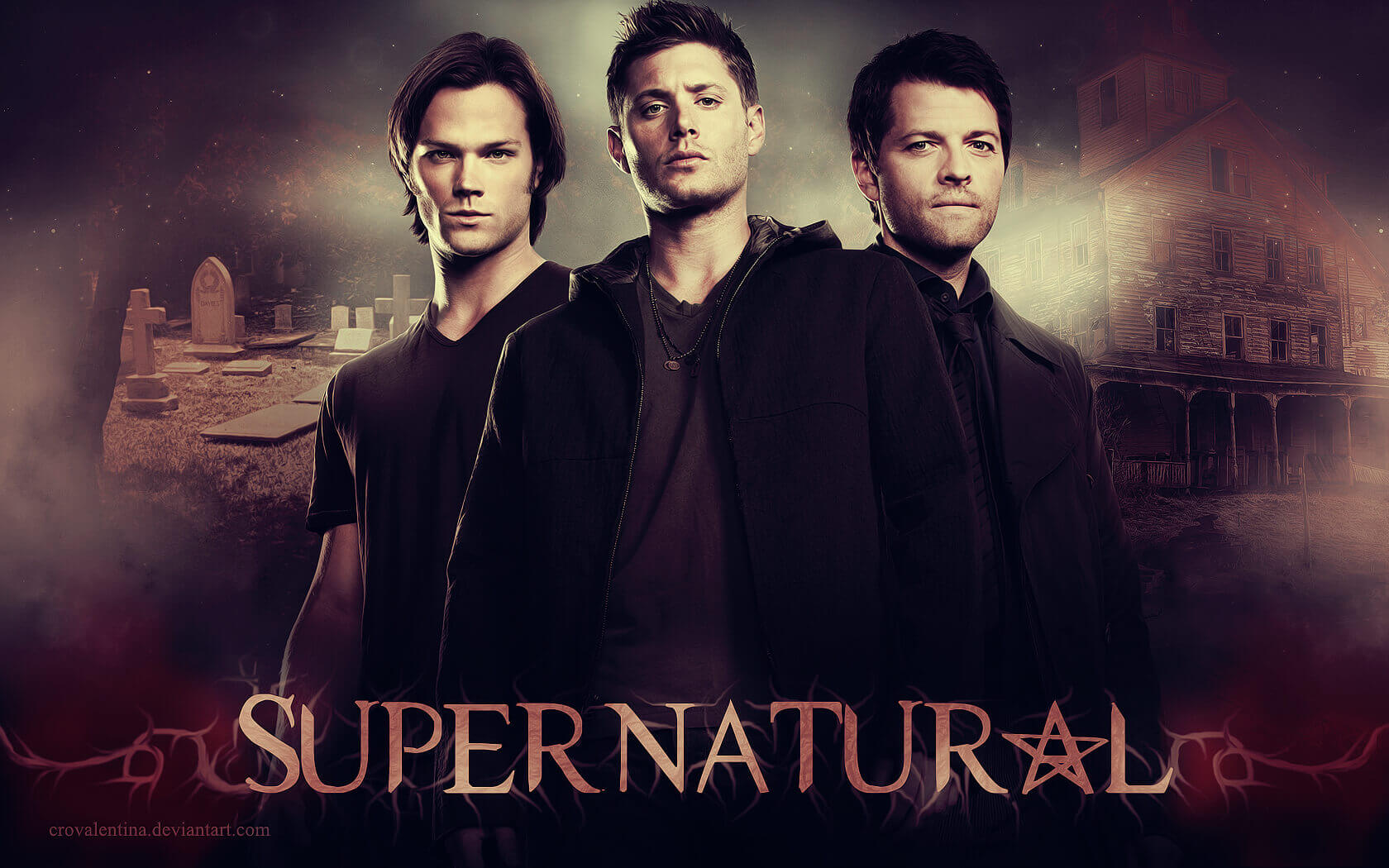 supernatural konusu