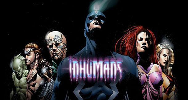 Marvel's Inhumans'ın Oyuncu Kadrosu Belli Oluyor