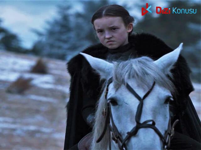 Kuzeyli Bir Kız Çocuğu