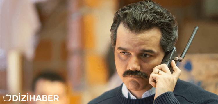 Narcos Oyuncuları Pablo Escobar