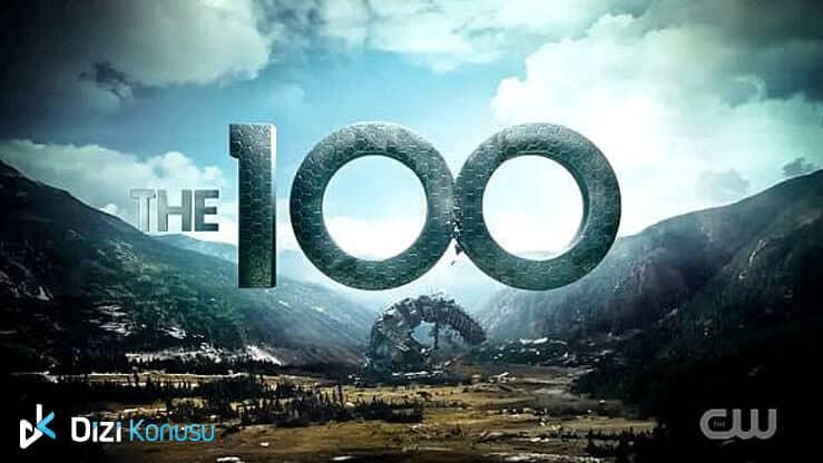 bilim kurgu dizileri the 100