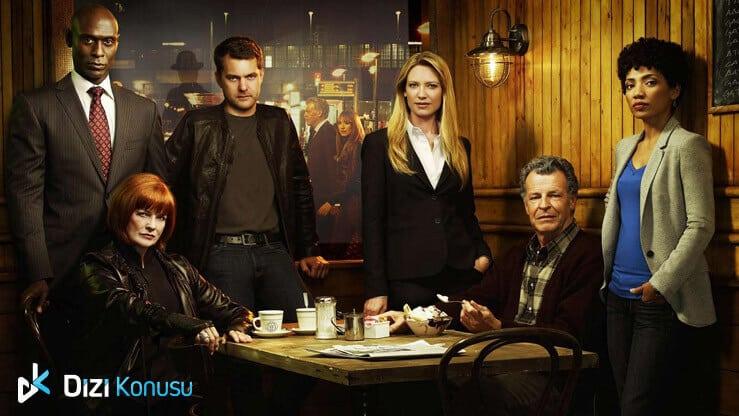 En İyi Yabancı Bilim Kurgu Dizileri IMDb Fringe