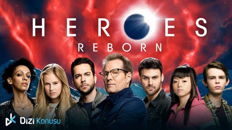 en iyi bilim kurgu dizileri heroes
