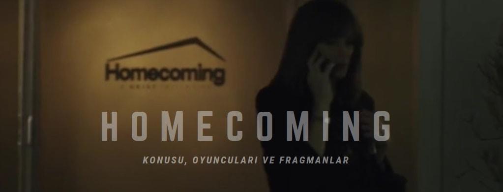 homecoming dizi konusu